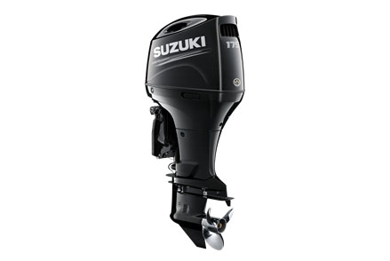 2019 Suzuki Marine DF175APL Mechanical Controls in Black River Falls, Wisconsin