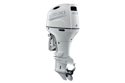 2019 Suzuki Marine DF200APL Mechanical Shift in Port Angeles, Washington