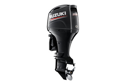 2019 Suzuki Marine DF200AX in Black River Falls, Wisconsin