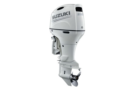 2019 Suzuki Marine DF200SSL in Port Angeles, Washington