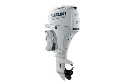 2019 Suzuki Marine DF40AL in Lake City, Florida