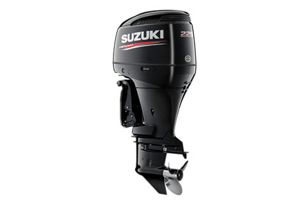 2019 Suzuki Marine DF225X in Black River Falls, Wisconsin
