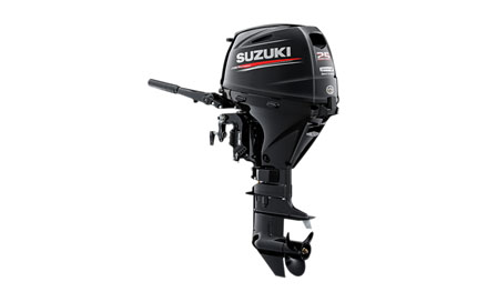 Suzuki Marine DF25AS EFI Electric in Superior, Wisconsin