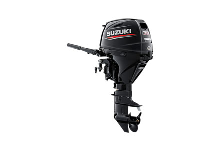 2019 Suzuki Marine DF30AL EFI in Black River Falls, Wisconsin