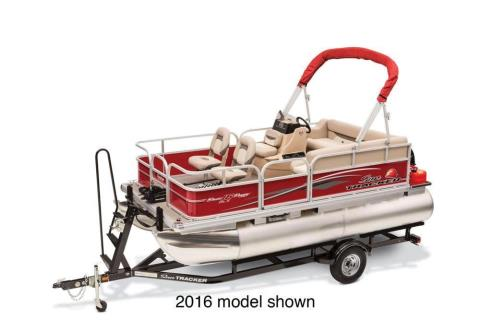 2017 Sun Tracker Bass Buggy 16 DLX in Harriman, Tennessee