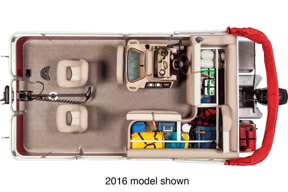 New 2017 Sun Tracker Bass Buggy 16 DLX Power Boats Outboard in ...