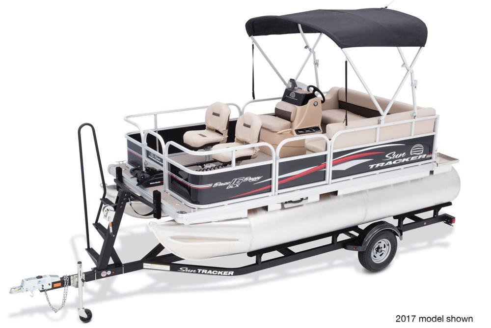2018 Sun Tracker Bass Buggy 16 DLX ET in Waco, Texas