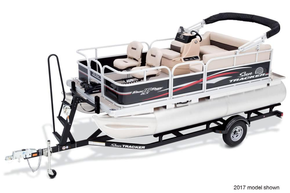 2018 Sun Tracker Bass Buggy 16 DLX ET in Harriman, Tennessee
