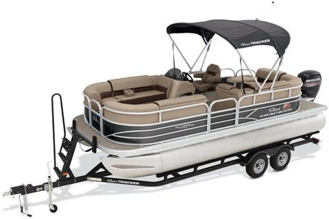 2018 Sun Tracker Party Barge 20 DLX in Waco, Texas