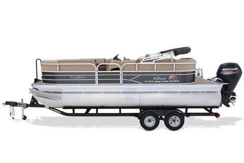 2018 Sun Tracker Party Barge 20 DLX in Harriman, Tennessee