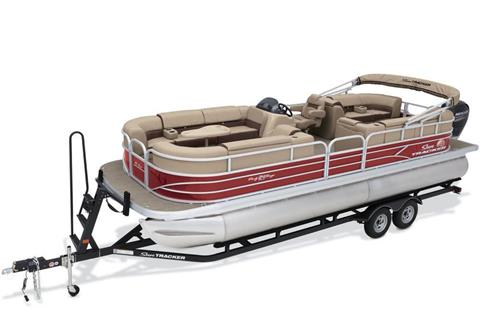 2018 Sun Tracker Party Barge 24 DLX in Waco, Texas