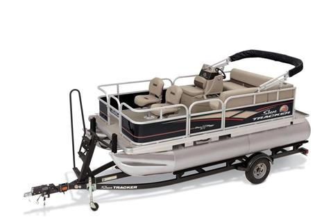 2019 Sun Tracker Bass Buggy 16 DLX ET in Gaylord, Michigan
