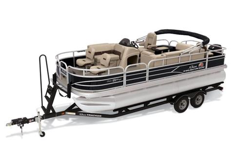 2019 Sun Tracker Fishin' Barge 20 DLX in Gaylord, Michigan