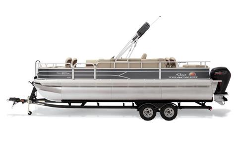 2019 Sun Tracker Fishin' Barge 22 XP3 in Appleton, Wisconsin