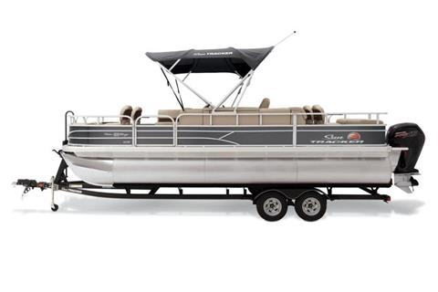 2019 Sun Tracker Fishin' Barge 22 XP3 in Waco, Texas