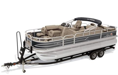 2019 Sun Tracker Fishin' Barge 22 XP3 in Gaylord, Michigan