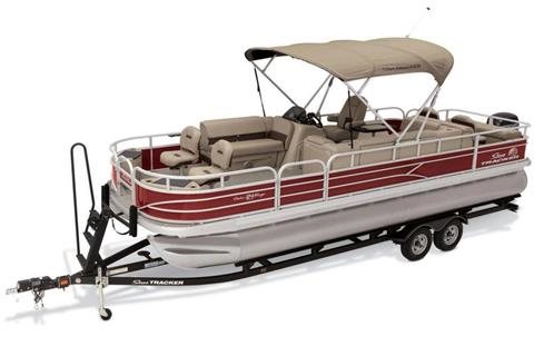 2019 Sun Tracker Fishin' Barge 24 DLX in Appleton, Wisconsin