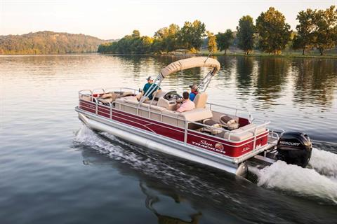 2019 Sun Tracker Fishin' Barge 24 DLX in Gaylord, Michigan - Photo 6