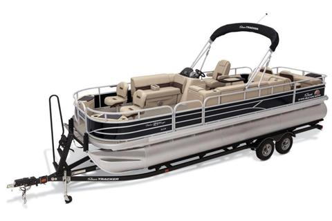 2019 Sun Tracker Fishin' Barge 24 XP3 in Waco, Texas