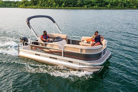 2019 Sun Tracker Party Barge 18 DLX in Gaylord, Michigan - Photo 7