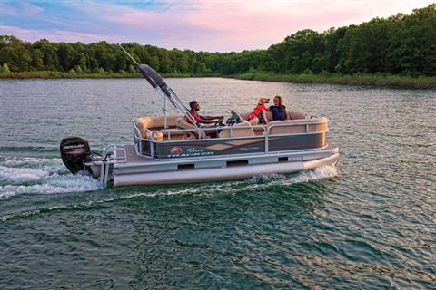 2019 Sun Tracker Party Barge 18 DLX in Gaylord, Michigan - Photo 11