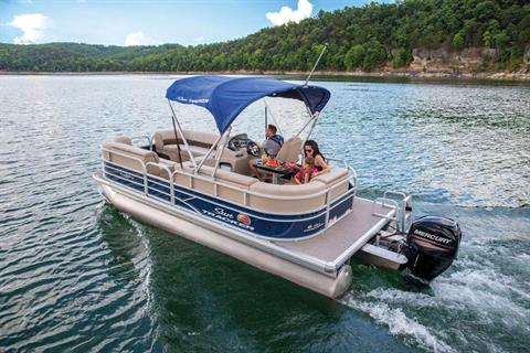 2019 Sun Tracker Party Barge 20 DLX in Waco, Texas - Photo 6