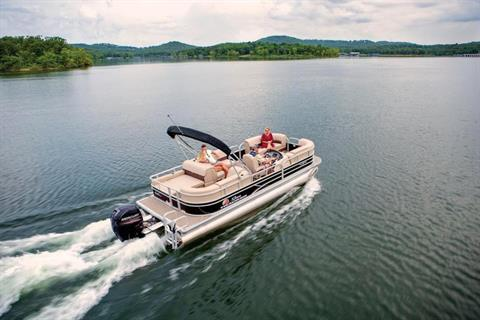 2019 Sun Tracker Party Barge 22 RF DLX in Waco, Texas - Photo 4
