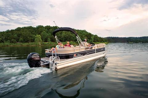 2019 Sun Tracker Party Barge 22 RF DLX in Waco, Texas - Photo 5