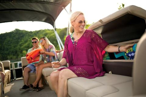 2019 Sun Tracker Party Barge 22 RF DLX in Waco, Texas - Photo 15