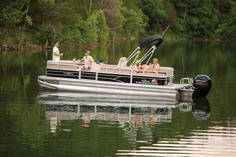 2019 Sun Tracker Party Barge 22 RF DLX in Gaylord, Michigan - Photo 9
