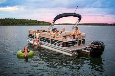 2019 Sun Tracker Party Barge 22 RF DLX in Gaylord, Michigan - Photo 10