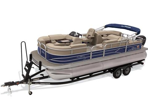 2019 Sun Tracker Party Barge 22 RF XP3 in Appleton, Wisconsin