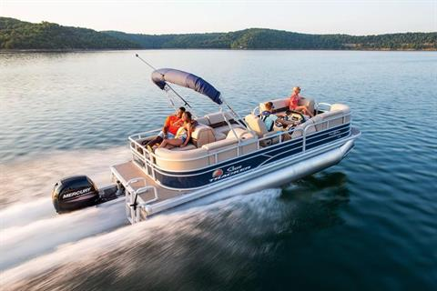 2019 Sun Tracker Party Barge 22 RF XP3 in Rapid City, South Dakota