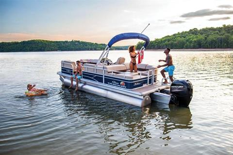 2019 Sun Tracker Party Barge 22 RF XP3 in Waco, Texas - Photo 8