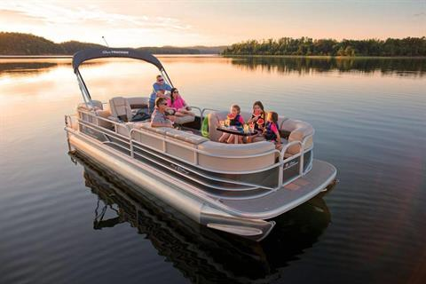 2019 Sun Tracker Party Barge 24 DLX in Gaylord, Michigan - Photo 4
