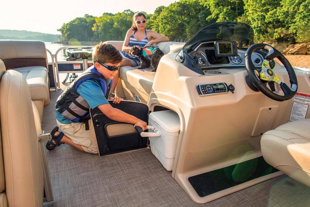 2019 Sun Tracker SportFish 22 DLX in Waco, Texas - Photo 10