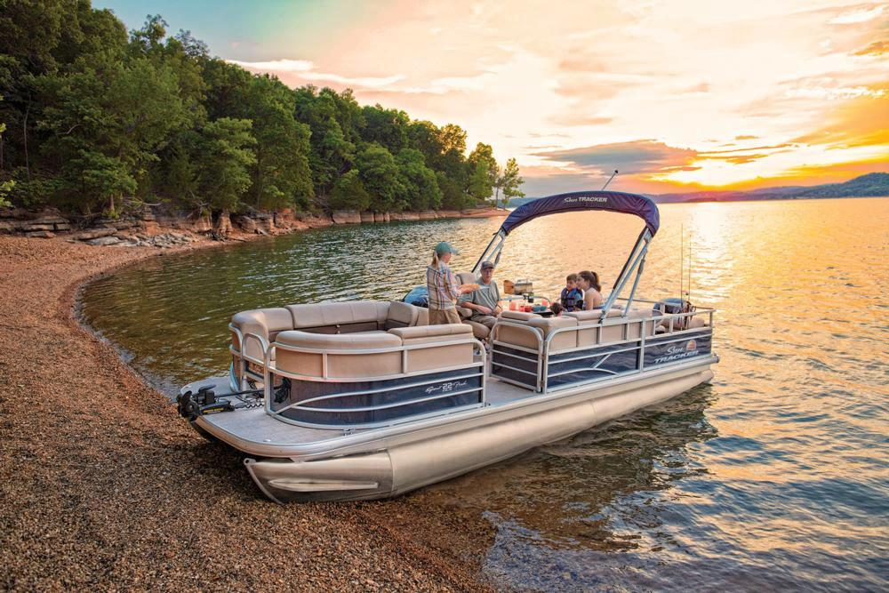 2019 Sun Tracker SportFish 22 DLX in Rapid City, South Dakota - Photo 6