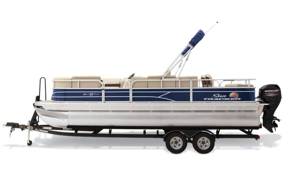 2019 Sun Tracker SportFish 22 DLX in Rapid City, South Dakota - Photo 14