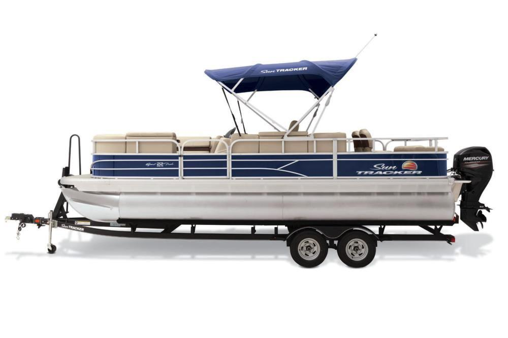 2019 Sun Tracker SportFish 22 DLX in Rapid City, South Dakota - Photo 15
