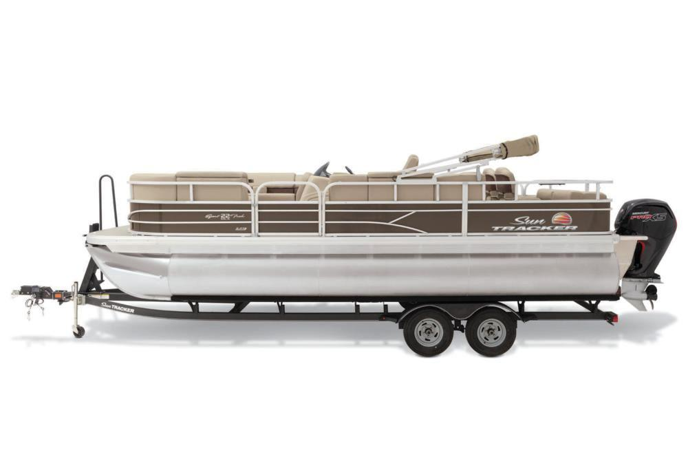 2019 Sun Tracker SportFish 22 XP3 in Rapid City, South Dakota - Photo 1