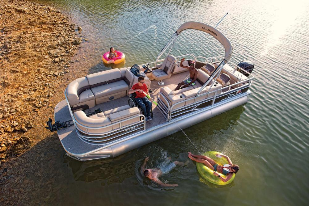 2019 Sun Tracker SportFish 22 XP3 in Rapid City, South Dakota - Photo 2
