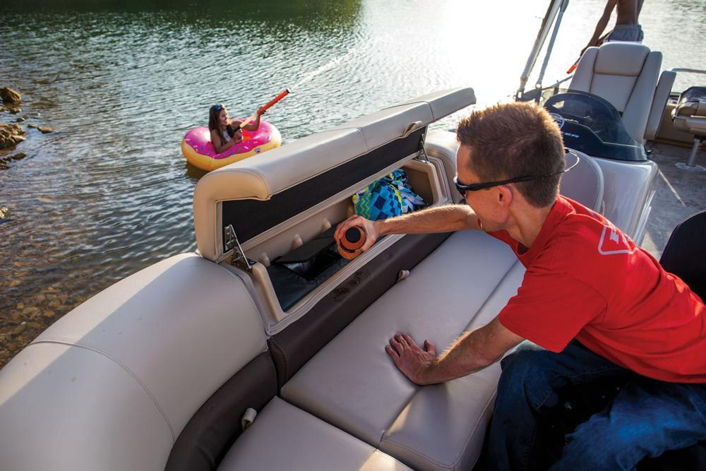 2019 Sun Tracker SportFish 22 XP3 in Rapid City, South Dakota - Photo 10
