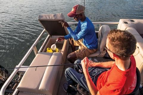 2019 Sun Tracker SportFish 22 XP3 in Rapid City, South Dakota - Photo 13