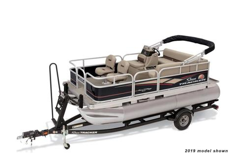 2020 Sun Tracker Bass Buggy 16 DLX ET in Hermitage, Pennsylvania