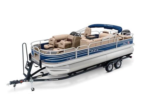 2020 Sun Tracker Fishin' Barge 22 DLX in Appleton, Wisconsin