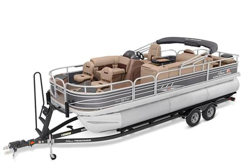 2020 Sun Tracker Fishin' Barge 22 XP3 in Appleton, Wisconsin