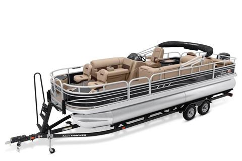 2020 Sun Tracker Fishin' Barge 24 DLX in Appleton, Wisconsin