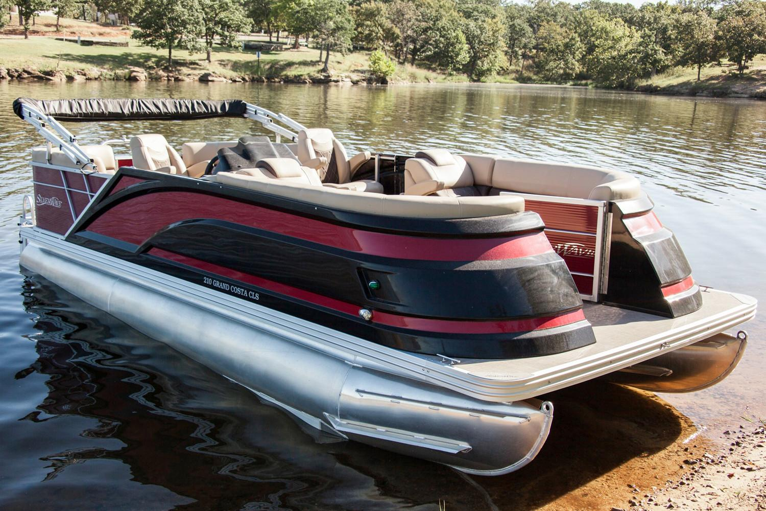 2018 Silver Wave 210 GRAND COSTA CLS in Pensacola, Florida