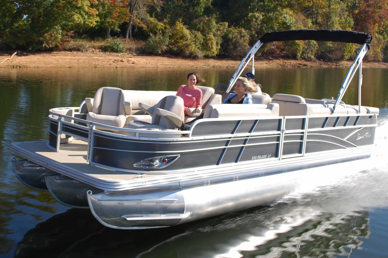 New 2018 Silver Wave 230 Island Lp Power Boats Outboard In