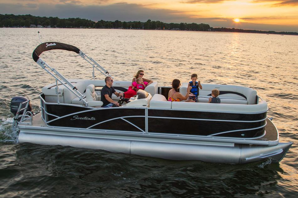 2015 Sweetwater Premium Edition 220 in Lewisville, Texas